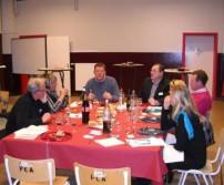 Deuxième rencontre, le 15 décembre 2011