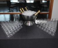 Premier Cocktail rencontre de l'ADL chez Elneo, le 10 octobre 2012