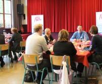 Septième rencontre dînatoire, le 16 mai 2013