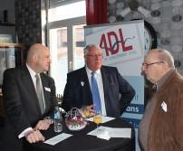 Cinquième petit-déjeuner de l'ADL, le 22 janvier 2014