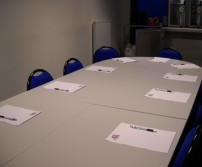 4e réunion des entreprises du Parc d'activités (5 février 2014)