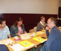 Troisième atelier des commerçants sur les Réseaux Sociaux (6 octobre 2014)