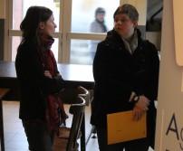 Salon Avenir Emploi à Awans (21 février 2014)