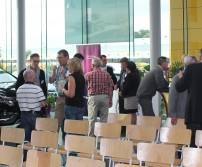 Sixième cocktail entreprises de l'ADL à la SPRL Jean-Luc Gens et Fils, le 18 juin 2015