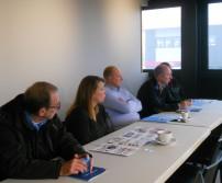 Deuxième réunion avec les acteurs économiques du Roua Shopping Center