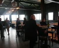 Première réunion entre les entreprises du Parc d'activités économiques et l'E40 Business Park