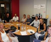 Troisième réunion du Cercle Awansois des acteurs économiques (12 septembre 2016)