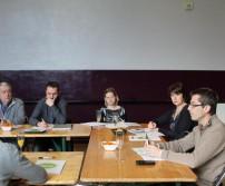 Réunion de concertation sur le projet pilote d'économie circulaire à Awans (30 mars 2017)