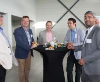 Sixième petit-déjeuner de l'ADL chez VW Awans, le 6 juin 2018