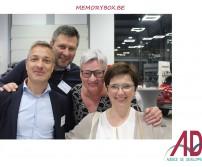 Huitième cocktail entreprises de l'ADL chez l'Universelle, le 23 mai 2019
