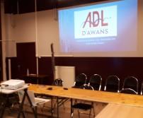 Présentation de l'Agence à la CLDR (28 septembre 2020)