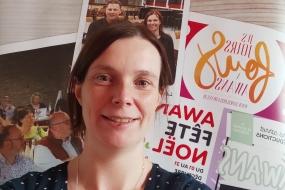 Portrait de nos agents: découvrez notre second agent Valérie Genin